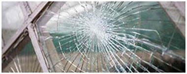 Chelmsford Smashed Glass